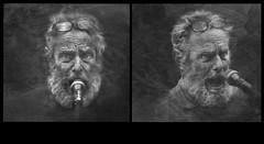 The Singer. (andredekok) Tags: bw monchrome singer passion
