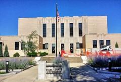 Stark County Courthouse- Dickinson ND (2) (kevystew) Tags: northdakota starkcounty dickinson usccndstark nationalregister nationalregisterofhistoricplaces courthouses courthouse countycourthouse