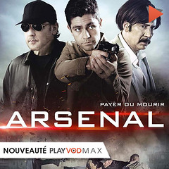 Arsenal (PlayVOD Max) Tags: playvodmax vod nicolascage arsenal film divertissement thriller