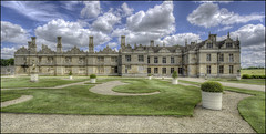 Kirby Hall 7 (Darwinsgift) Tags: kirby hall northamptonshire english heritage nikkor 19mm f4 pc e nikon d810 hdr photomatix photomerge panorama photostich elizabethan stately home house