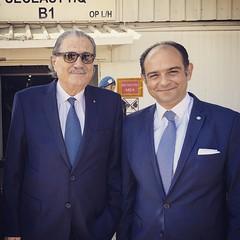 Visit #Lebanon Minister of Justice H.E Salim Jreissati to #UNIFIL (youssefsfeir) Tags: lebanon ministe unifil