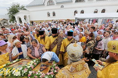 134. The Feast of Saint John, Wonder-worker of Shanghai and San Francisco in Adamovka Village / Свт. Иоанна Шанхайского в Адамовке 02.07.2017