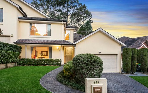 21a Forestwood Crescent, West Pennant Hills NSW