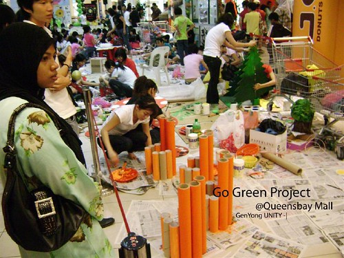 Go Green Project 6