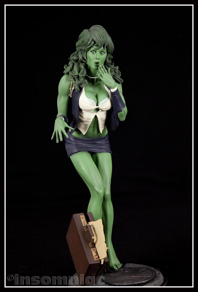 Lançamento: Ah! Comiquette: She-Hulk - Saiu !!! - Página 3 4161280415_b0d69af275_b