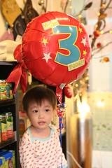 Callum Xavier (3 Yr Old)