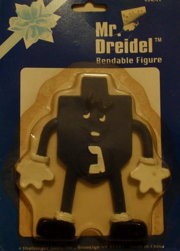 Mr Dreidl