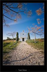 Ermitas - Sant Antoni (Alpesebre) Tags: landscape spain nikon paisaje vacaciones ermita alcossebre alcocebre d80 gfrexes alpesebre