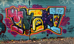 Maska (funkandjazz) Tags: california graffiti oakland eastbay stm ase maska