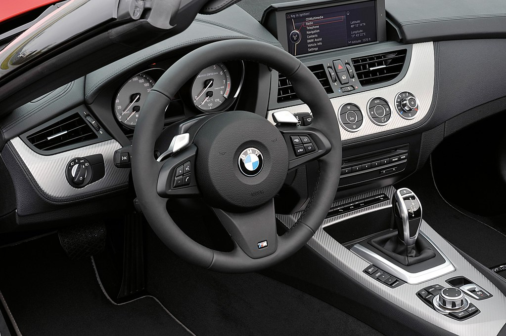 why bmw chose dct for the z4 35is bimmerfile rh bimmerfile com 335I Interior 335I DCT Trans