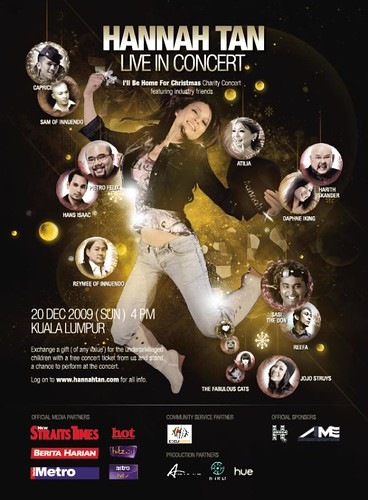 Hannah Tan & Friends Charity Concert