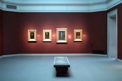Freer Gallery Paintings (Mr.TinDC) Tags: art bench washingtondc smithsonian dc interiors rooms empty paintings explore galleries benches museums freer freergallery artmuseums freergalleryofart