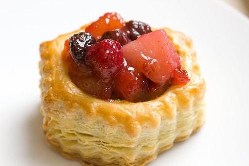 Winter Fruit Tart