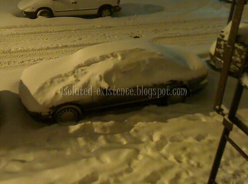 First Snow 230 AM
