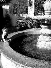 suzannes pictures 770 (PHoToGrApHeR is...sydney) Tags: old cute water fountain town kid san sandiego brother diego windy waterfountain oldtown