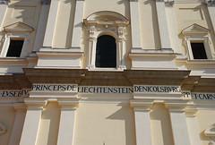 (*Vasek*) Tags: church czech moravia morava valtice čr lednicevaltice