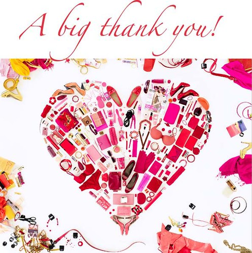 Blog thanks