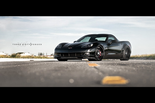 Pics of my Z06 from 360 Forged 4204894444_be4533c785