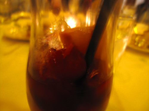 Sangria at Barcelona