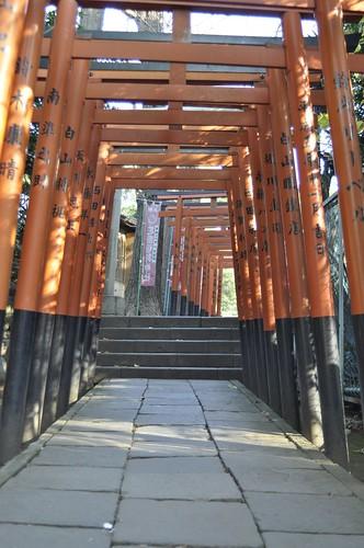 Ueno Park Torii