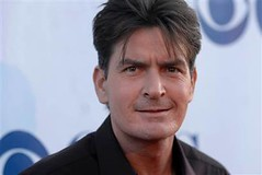 Charlie Sheen by timesnewsnetwork