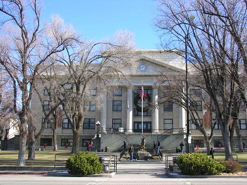 Yavapai County Courthouse - Prescott