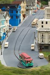 Legoland SF streetcar