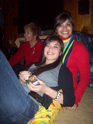 Pretty Kristi and Tahlya