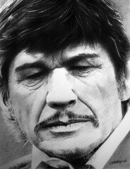 Charles Bronson (pbradyart) Tags: portrait bw art pencil movie star sketch artwork drawing pencildrawing charlesbronson filmstardrawing charlesbronsonpencildrawing charlesbronsonportrait charlesbronsondrawing