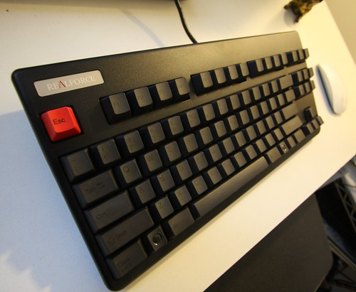 Escape! - Realforce 87U