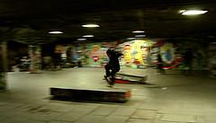 !!!JUMP!!! (Mr.Smithy.. now I CAN(on)) Tags: boy london canon graffiti jump freestyle ollie skate skater murales riverthames rasta southwark thamespath 50d