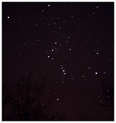 005/365 - Blurry Orion (Buggs Moran) Tags: stars astrophotography orion 365 project365 project3654 Astrometrydotnet:status=solved Astrometrydotnet:version=13838 project365010410 Astrometrydotnet:id=alpha20100196108310