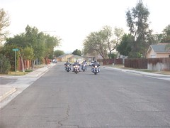 Ridin for local charity (THMC) Tags: top mc valley imperial hatters