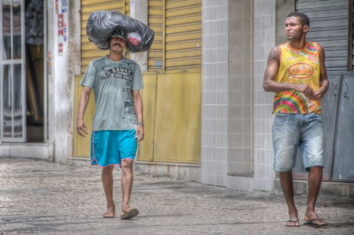 Two Guys in Salvador