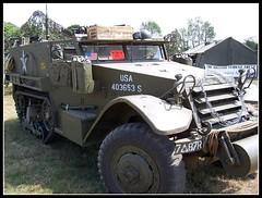 War & Peace 2005 (Kensai65) Tags: show museum truck war peace tank military armor ww2 ww1 armour normandy axis reenactors tanks allies afv militaryvehicles armoured warpeace warandpeaceshow carsweaponsmilitary