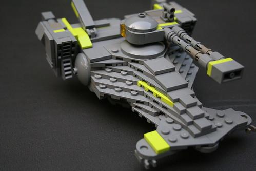 Warhammer 40k Tau Hammerhead