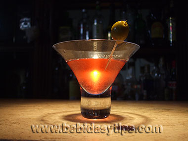 Cosmo-martini