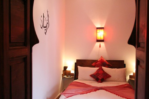 Riad Marrakesh, Location Riad Marrakesh