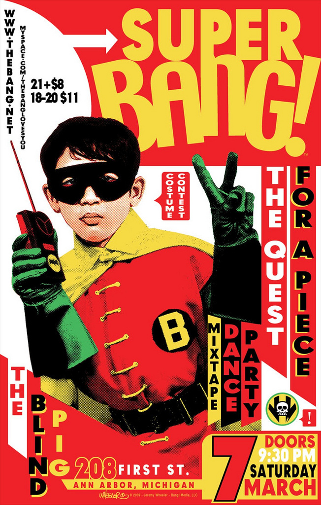 French Connection Japanese-Style Poster! — Bang! Media