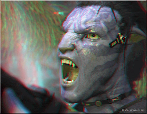 Sam worthington jake sully avatar 2d 3d conversion