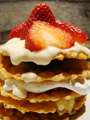 Tower of Pizzelle
