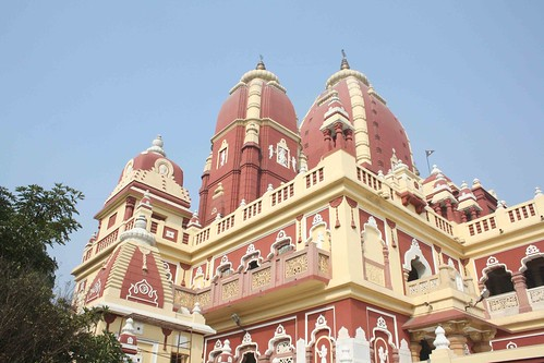 City Landmark - Birla Temple, Mandir Marg