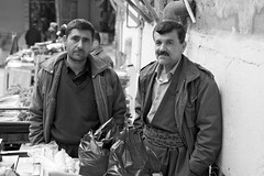 Market stall owners (Ben Hodson) Tags: life love hope photo war peace photographer ben iraq middleeast east shops middle behindthescenes iraqi groups kurdistan forgiveness kurdish kurd kurds hodson iraqikurdistan benhodson