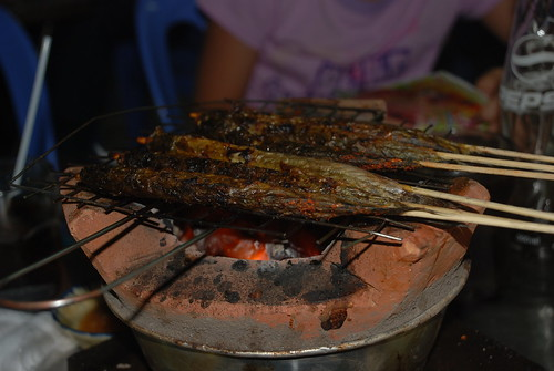 Grilled Keo fish