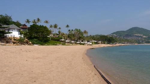 Koh Samui Chaweng beach North end コサムイ チャウエンビーチ 北端3