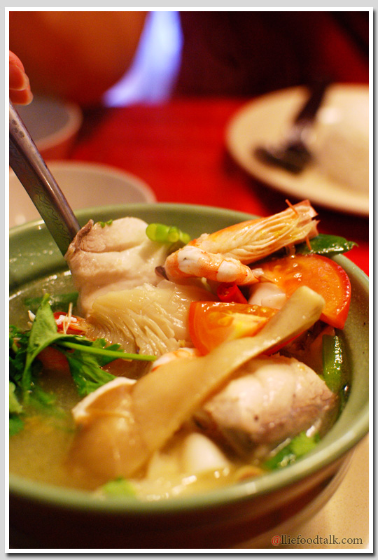 Maa Roy Clear Soup Tom Yam 2