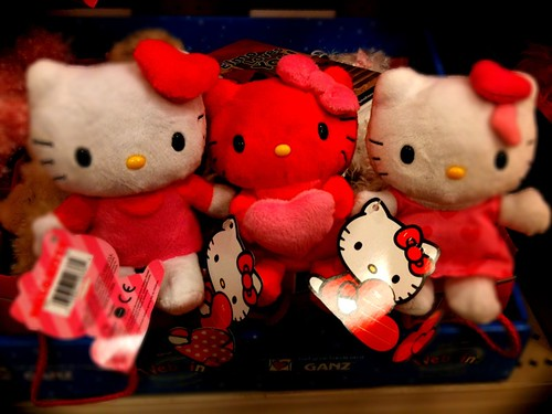 Valentine Hello Kitty at Target
