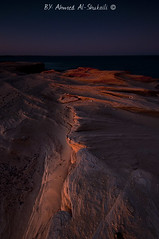 Formations From Sand (digitalazia) Tags: sunset red nature landscape sand desert environment oman omani