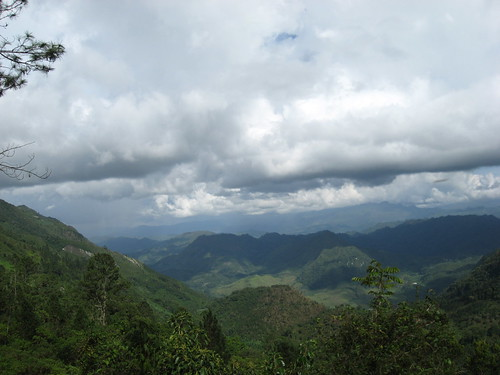 Tal in Zentralguatemala