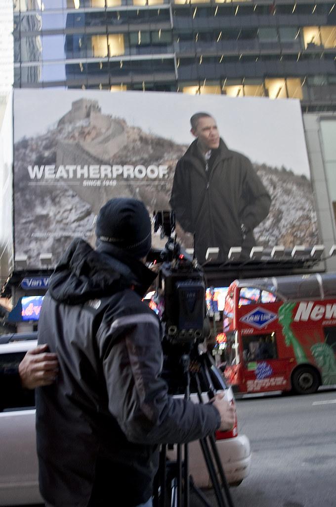 Weatherproof sign